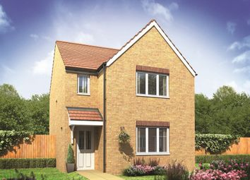 "Thumbnail 3 bed detached house for sale in ""The Hatfield"" at Arcaro Road, Andover"