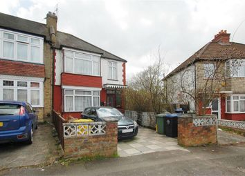 Thumbnail 3 bed end terrace house for sale in Park Road, Wembley