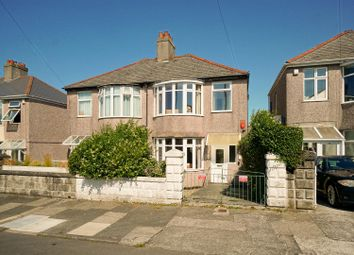 Thumbnail 3 bed property for sale in Merrivale Road, Beacon Park, Plymouth