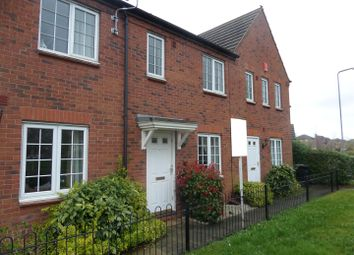 Thumbnail 2 bed detached house to rent in Worthington Road, Fradley, Lichfield