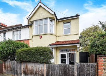 Thumbnail 3 bed flat for sale in Tranmere Road, London