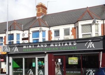 Thumbnail Retail premises for sale in Whitchurch Road, Cardiff
