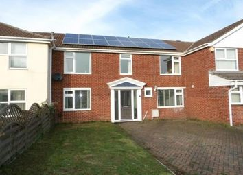 Thumbnail 4 bed terraced house for sale in Hollam Crescent, Fareham