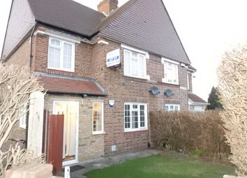 Thumbnail 3 bed semi-detached house to rent in Wesley Road, Hounslow