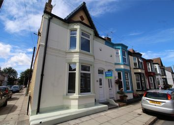 Thumbnail 3 bed end terrace house for sale in Alverstone Road, Allerton, Liverpool, Merseyside