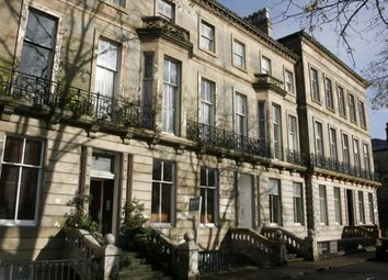 Thumbnail 2 bed flat to rent in Buckingham Terrace, Glasgow