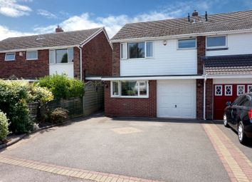 Thumbnail 3 bed semi-detached house for sale in Reindeer Road, Tamworth