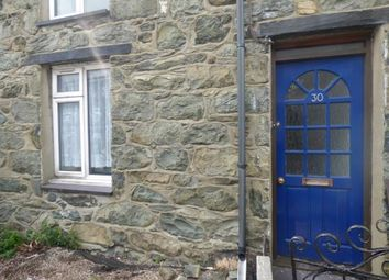 Thumbnail 2 bed terraced house for sale in New Street, Deiniolen, Caernarfon, Gwynedd
