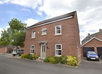 Thumbnail 4 bed detached house for sale in Buchan Drive Kingsway, Quedgeley, Gloucester