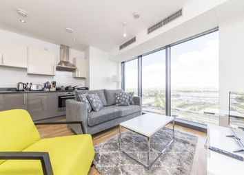Thumbnail 1 bed flat to rent in River Heights, 90 High Street, London, Stratford
