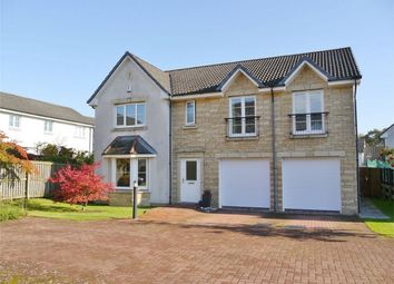 Thumbnail 5 bed detached house for sale in 15 Burnbank Meadows, Kinross, Kinross Shire