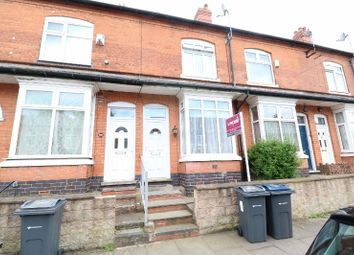 Thumbnail 3 bedroom terraced house for sale in Newcombe Road, Handsworth