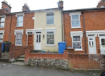 Thumbnail 3 bed terraced house for sale in Upland Road, Ipswich