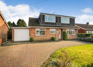 Thumbnail 4 bed property for sale in Sheldrick Place, Dereham