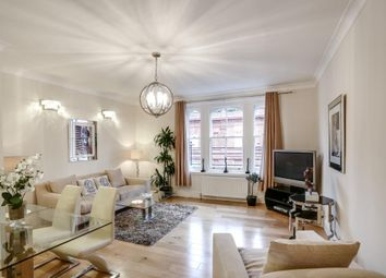 Thumbnail 2 bed flat to rent in Pont Street, London