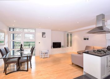 Thumbnail 2 bed flat for sale in Whitelands Crescent, Southfields, London