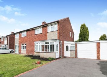 Thumbnail 3 bed semi-detached house for sale in Keats Drive, Bilston