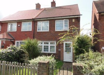 Thumbnail 2 bed semi-detached house to rent in Lichfiel Road, Hounslow