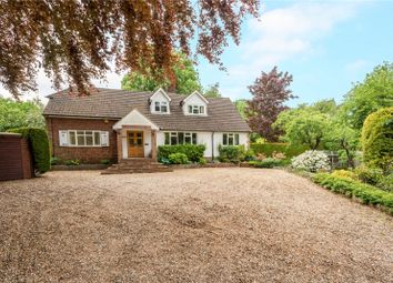 Thumbnail 4 bed detached house for sale in Burgh Heath Road, Epsom, Surrey