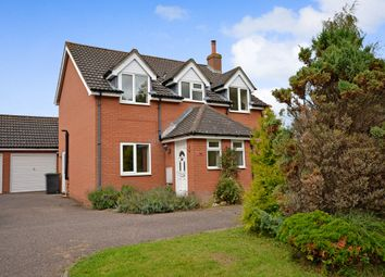 Thumbnail 4 bed detached house for sale in Earlsford Road, Mellis, Eye