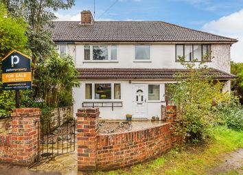 Thumbnail 3 bed terraced house for sale in The Moor Road, Sevenoaks