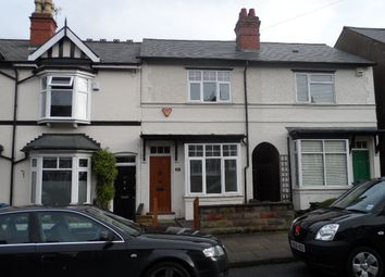 Thumbnail 2 bed terraced house to rent in Park Road, Bearwood