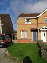 Thumbnail 2 bedroom semi-detached house to rent in Baker Crescent, Lincoln