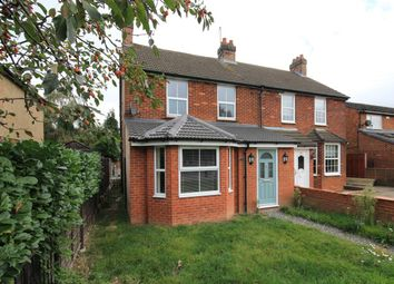 Thumbnail 3 bed semi-detached house for sale in Steppingley Road, Flitwick