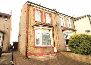 Thumbnail 4 bedroom semi-detached house for sale in Springhead Road, Northfleet, Gravesend