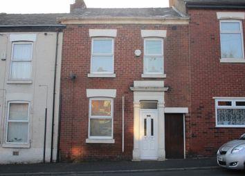 Thumbnail 3 bed terraced house to rent in Old Lancaster Lane, Ashton-On-Ribble, Preston