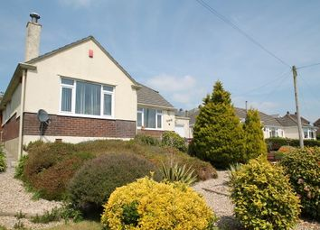 Thumbnail 3 bed detached bungalow for sale in Richmond Road, Crownhill, Plymouth