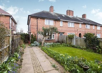 Thumbnail 3 bed terraced house for sale in Bramley Road, Strelley, Nottingham
