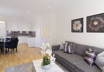 Thumbnail 3 bed flat to rent in Hamlet Gardens, Hammersmith, Greater London