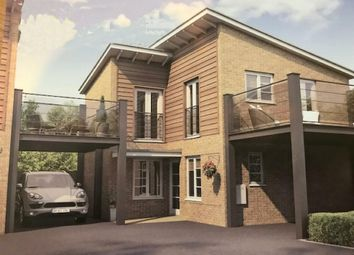 Thumbnail 3 bedroom link-detached house for sale in Main Road, Barleythorpe, Oakham