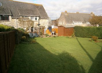 Thumbnail 3 bed semi-detached house for sale in Halves Cottages, Corfe Castle