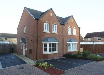 Thumbnail 3 bed semi-detached house for sale in St Pauls Close, Dinnington, Sheffield