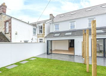 Thumbnail 4 bed terraced house for sale in The Crescent, Truro, Cornwall
