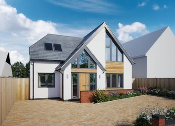 Thumbnail 4 bed detached house for sale in Off Cumnor Hill, Oxford OX2,