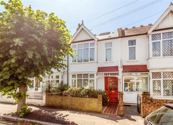Thumbnail 3 bed terraced house for sale in Edna Road, Raynes Park