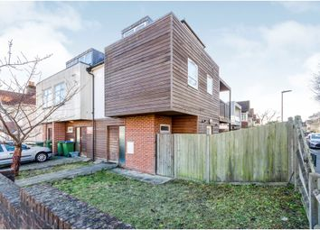 Thumbnail 3 bed town house for sale in Ripstone Gardens, Highfield, Southampton