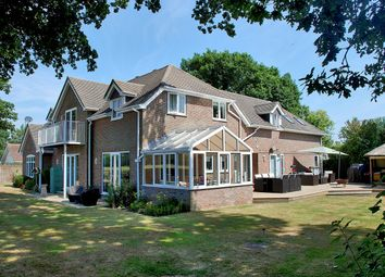 Thumbnail 5 bed detached house for sale in West Lane, Bransgore, Christchurch