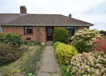 Thumbnail 2 bedroom semi-detached bungalow for sale in Newsons Avenue, Mutford, Beccles