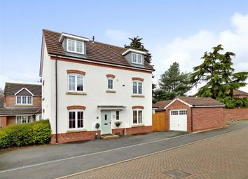 Thumbnail 5 bedroom property for sale in Holly Place, Willaston, Nantwich