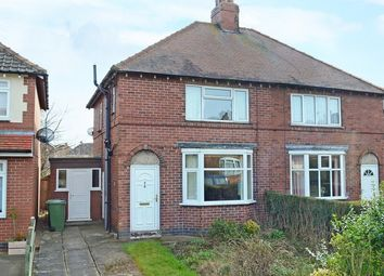 Thumbnail 3 bed semi-detached house for sale in Moor Lane, Copmanthorpe, York