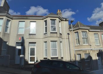 Thumbnail 4 bed terraced house to rent in Cecil Avenue, Plymouth