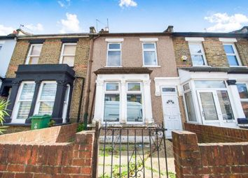 Thumbnail 3 bed terraced house for sale in Leytonstone, Waltham Forest, London