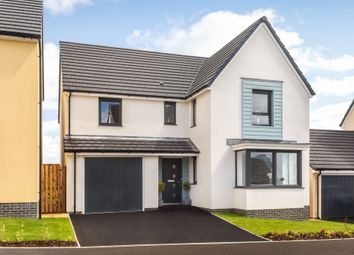 "Thumbnail 4 bedroom detached house for sale in ""Exeter"" at Church Close, Ogmore-By-Sea, Bridgend"