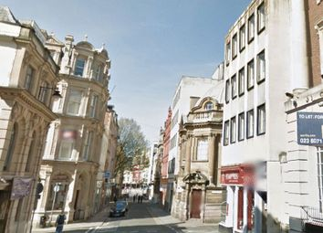 Thumbnail 2 bed flat to rent in Corn Street, Bristol