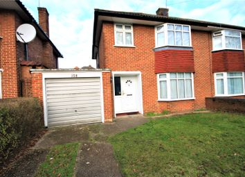 Thumbnail 3 bed semi-detached house to rent in Lonsdale Drive, Enfield