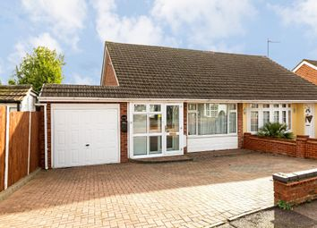 Thumbnail 1 bed semi-detached bungalow for sale in Sicklefield Close, Cheshunt, Waltham Cross
